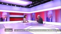 """60 ans de la Constitution : Robert Badinter dans """"On Va Plus Loin"""""""