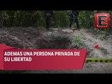 Encuentran fosa clandestina con 7 cuerpos en Guerrero