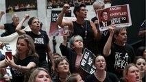 Brett Kavanaugh Clears Procedural Vote, Despite Opposition