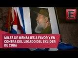 Muere Fidel Castro y las redes sociales lo vuelven tendencia mundial