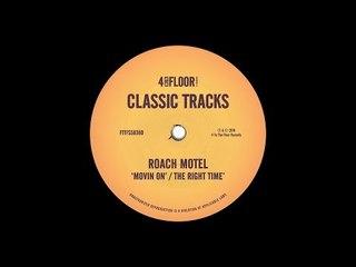 Roach Motel - Movin' On (Junior Beats & Pieces)