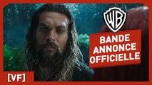 Aquaman - Bande-annonce officielle (VF)