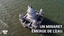 À Palu en Indonésie, le tsunami a emporté une mosquée dans la mer