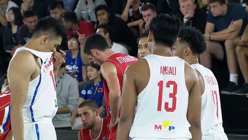 Philippines v Serbia - Full Game - FIBA 3x3 U23 World Cup 2018