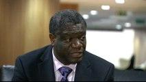 Nobel Peace Prize awards Denis Mukwege, DRC doctor and anti-rape activist