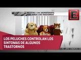 Alumnos del IPN hacen peluches aromáticos para niños con trastornos