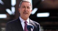 Milli Savunma Bakanı Hulusi Akar: Terör ve Terörist Bitmeden Asla Durmak Yok