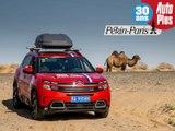 Les routes du Kazakhstan à bord du Citroën C5 Aircross Auto Plus