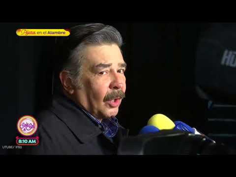 ¡Jorge Ortiz de Pinedo disfruta sus 70 años trabajando! | Sale el Sol