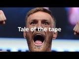 Conor McGregor v Khabib Nurmagomedov - Tale Of The Tape