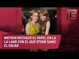 Emma Stone asegura que Emma Watson es maravillosa