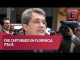 Detienen al Exgobernador de Tamaulipas, Tomás Yarrington en Italia