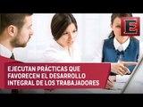 Certifican en México a 165 centros labores por su labor en igualdad laboral
