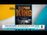 'Doctor Sueño', secuela de 'El Resplandor' se estrenará en 2020 | Noticias con Paco Zea