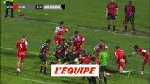 Le Résumé de Dax-Rouen en vidéo - Rugby - Fédérale 1