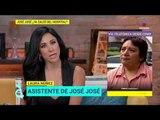 Llamada con Laura Núñez por la salida de José José del hospital | De Primera Mano