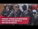 Dámaso López Nuñez no será extraditado a EU por el momento