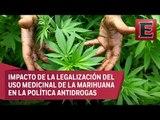 Preguntas sin respuesta por legalización del uso medicinal de la marihuana