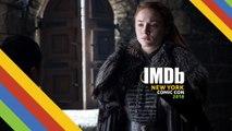 """Game of Thrones"" Star Sophie Turner Relishes Sansa's Transformation"