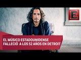 Muere Chris Cornell, músico de Soundgarden y Audioslave