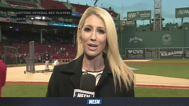 Red Sox Gameday Live: Boston Excited For Playoff Atmosphere In ALDS