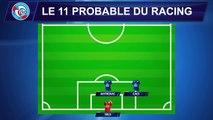 Ligue 1 - Angers - Strasbourg : Le  du Racing Club de Strasbourg