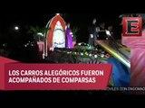 Celebran tradicional romería en Aguascalientes en honor a la Virgen de la Asunción