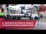 Viviendas de Cuautitlán Izcalli afectadas otra vez por inundaciones