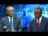 RTG - Monsieur Yves Ghislain Mitoumba Rapporteur Général de la Commission d'Egal Accès aux Médias invité du plateau du journal