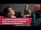 Punto y coma: Meditación, terapias alternativas para el estrés postraumático