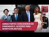 Estados Unidos y Corea del Sur inician proceso para acuerdo comercial