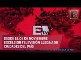 Excélsior Televisión llega a televisión abierta nacional