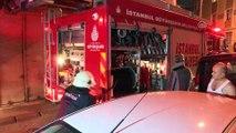 Fatih'te gecekondu yangını - İSTANBUL