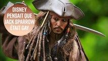 Disney voulait virer Johnny Depp de Pirates des Caraïbes