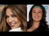Yolanda Andrade viaja a Nueva York para ver a Thalía /Andrade Yolanda visits Thalia