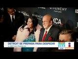 Detroit se prepara para despedir a Aretha Franklin | Noticias con Francisco Zea