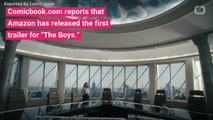 """Amazon Releases Trailer For """"The Boys"""""""
