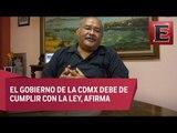 Delegado de Xochimilco pide investigar actos vandálicos en actos de Sheinbaum