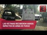 Ejecutan a dos hombres en unidad habitacional en Tlalnepantla, Edomex