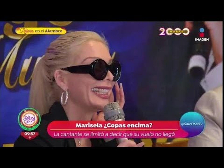 Marisela dejó plantados a sus fans de Zacatecas | Sale el Sol - Vídeo  Dailymotion