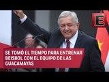 López Obrador perfecciona su lanzamiento para ponchar a Trump y otros