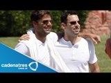 Ricky Martin comienza el 2014 soltero / Ricky Martin begins the 2014 singles