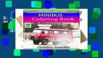 D.O.W.N.L.O.A.D [P.D.F] MINIBUS Coloring Book For Adults With Color: MINIBUS  sketch coloring