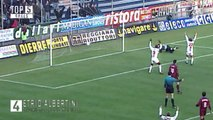 Reggio Emilia brings back to memory some beautiful goals both against Sassuolo and Reggiana!Nell'attesa della sfida di Reggio Emilia, ecco i gol più belli segn