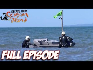 Stretched to the Limit | Escape From Scorpion Island - Episode 15 | ZeeKay