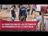 Localizan cuatro cuerpos en fosas clandestinas en Chihuahua