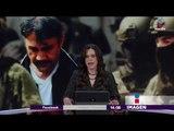 """Cae Damaso López """"El Licenciado"""" en la CDMX   Noticias con Yuriria Sierra"""