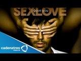 Enrique Iglesias promociona su nuevo disco Sex & Love / Enrique Iglesias promoting Sex & Love