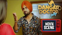 Dangar Doctor Jelly | Movie Scene | Geet Gambhir irritates Ravinder Grewal | Yellow Music