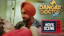 Dangar Doctor Jelly | Movie Scene | Ravinder Grewal makes a promise to Geet Gambhir | Yellow Music
